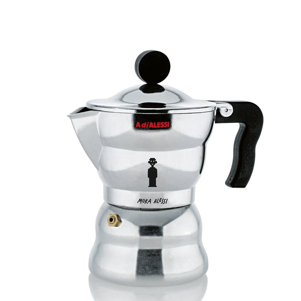 Alessi Alessi Espressomaschine MOKA ALESSI 3 Tassen
