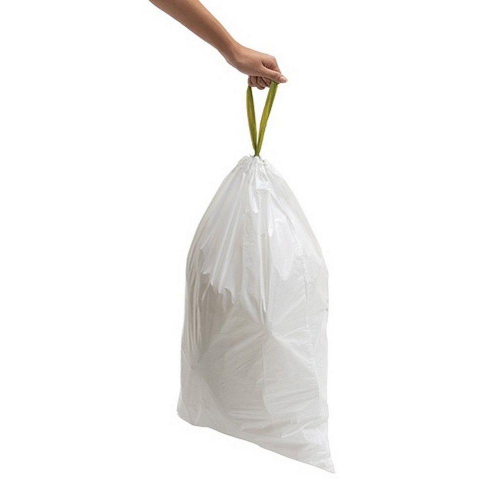 SIMPLEHUMAN simplehuman 30 Abfallbeutel Müllbeutel A 4.5L