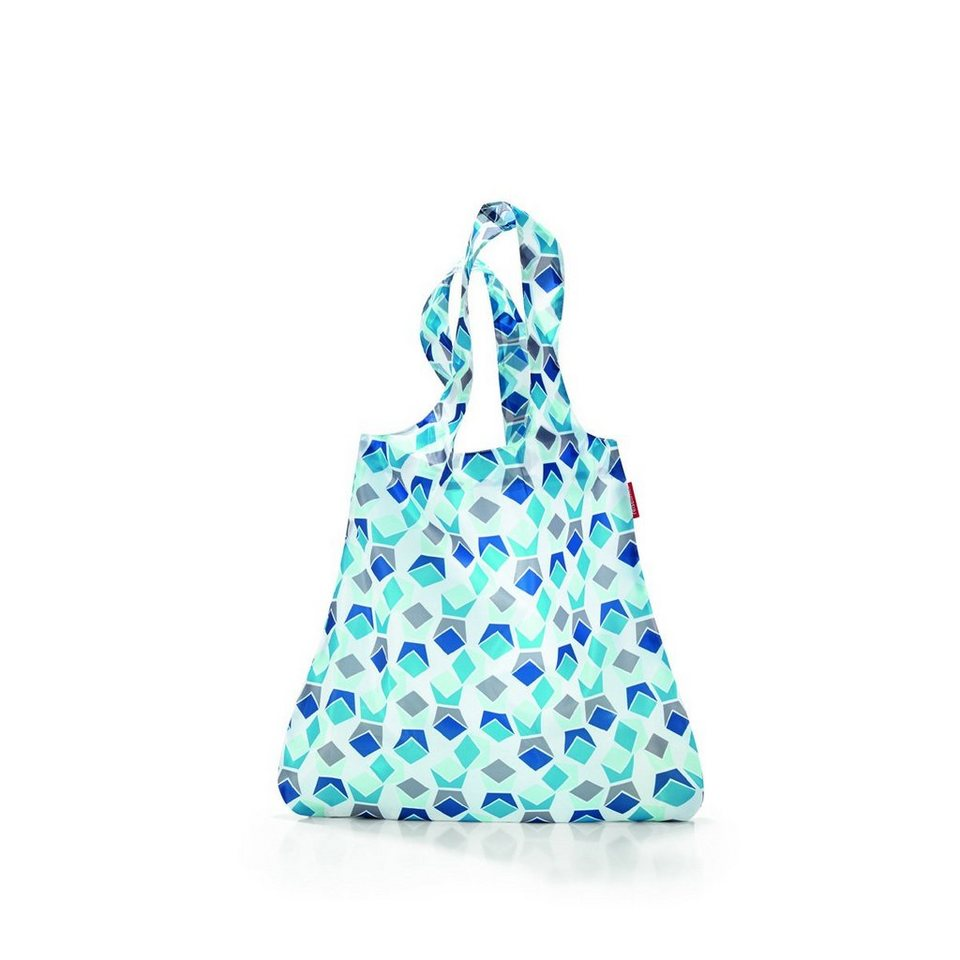 Reisenthel® Reisenthel MINI MAXI SHOPPER vierecke blau, grau in blau, grau