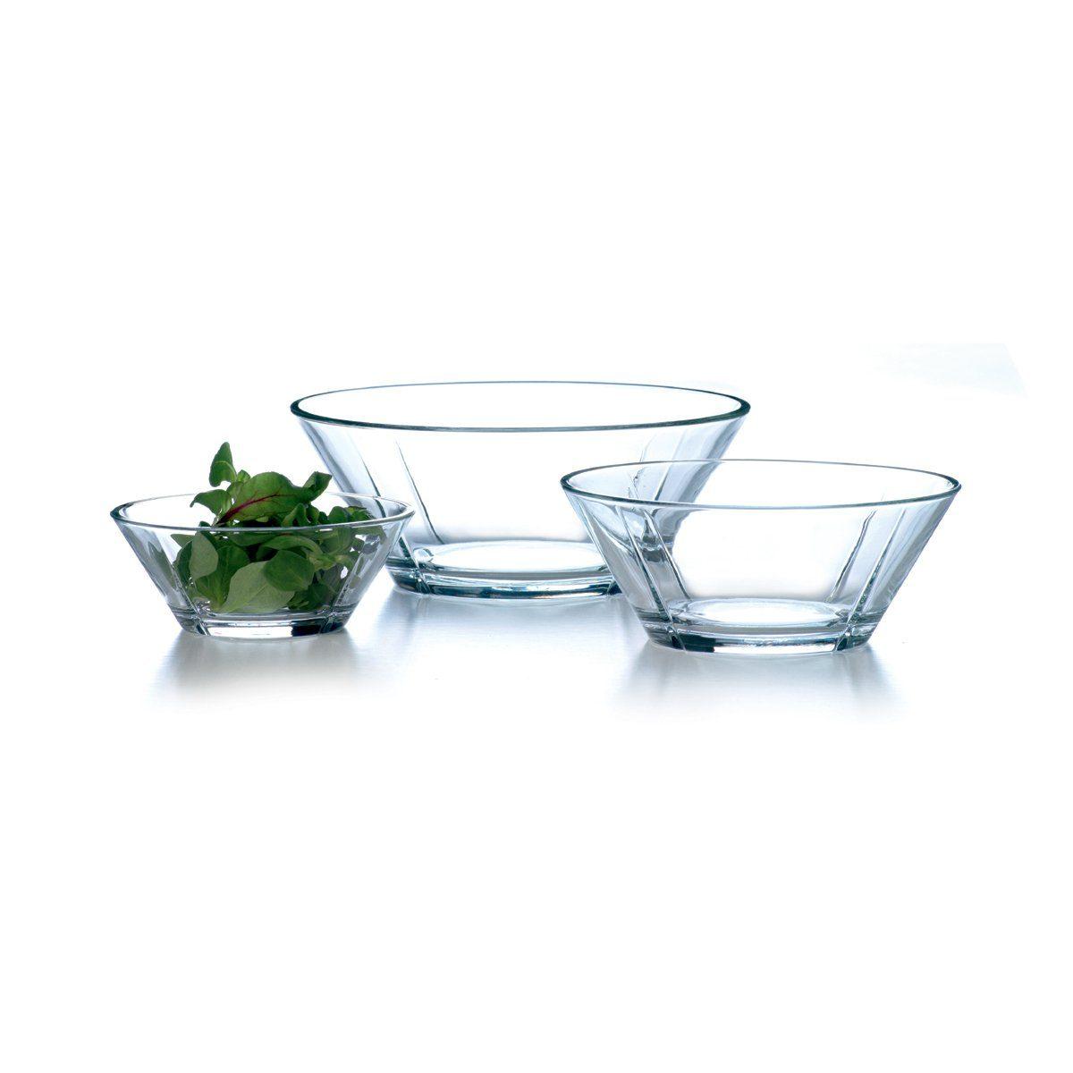Rosendahl ROSENDAHL Grand Cru Glasschalen 3er Set