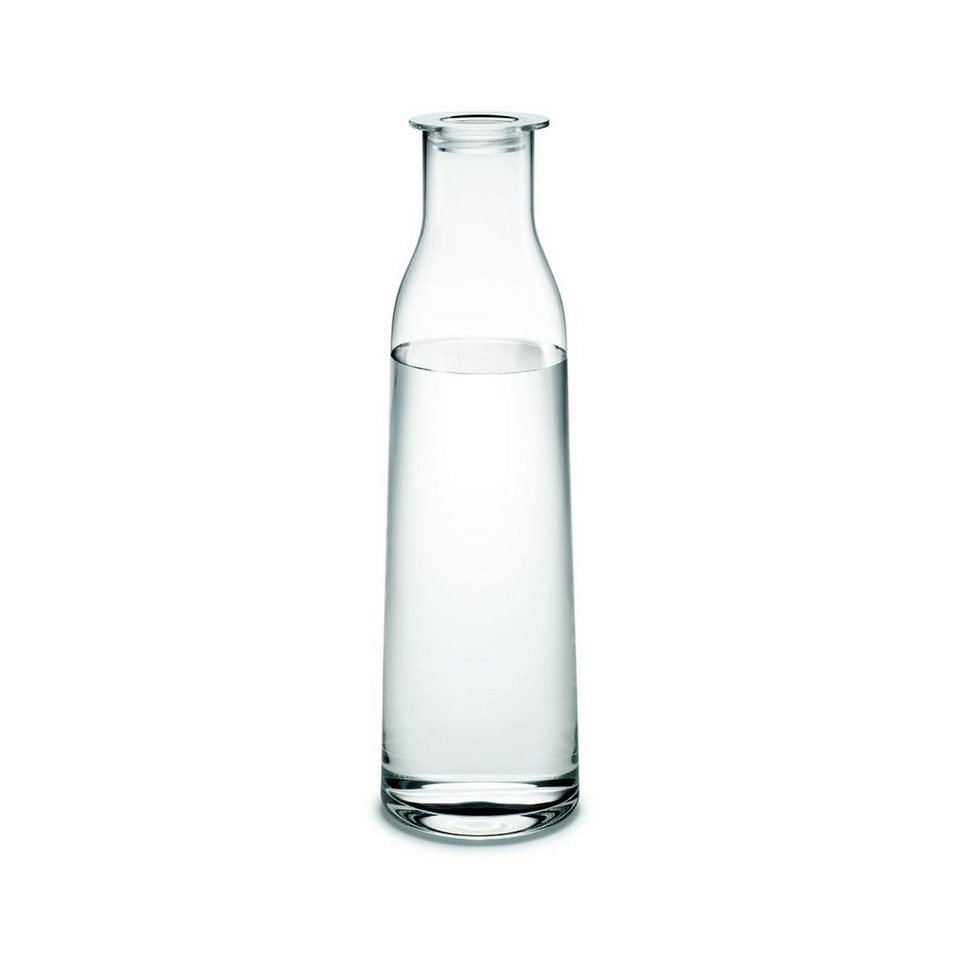 holmegaard holmegaard flasche minima mit deckel klar online kaufen otto. Black Bedroom Furniture Sets. Home Design Ideas