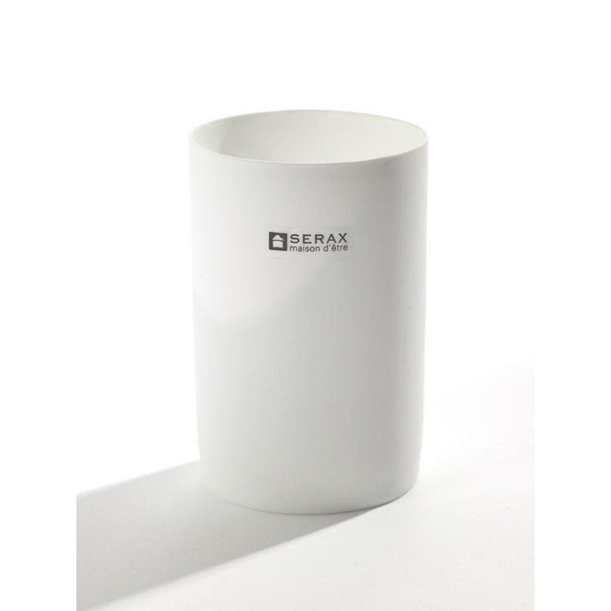 Serax Serax Teelichthalter Porzelan fein groß