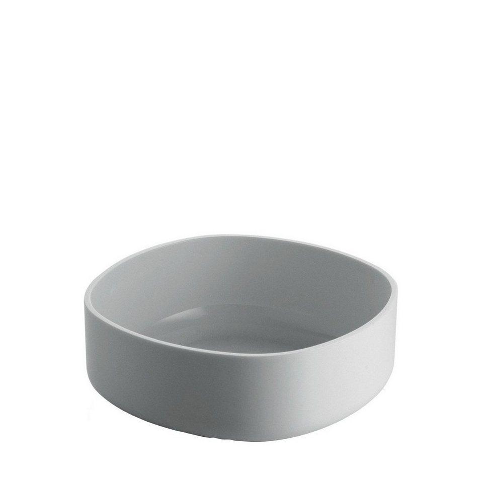 Alessi Alessi Behälter BIRILLO, weiß in weiß