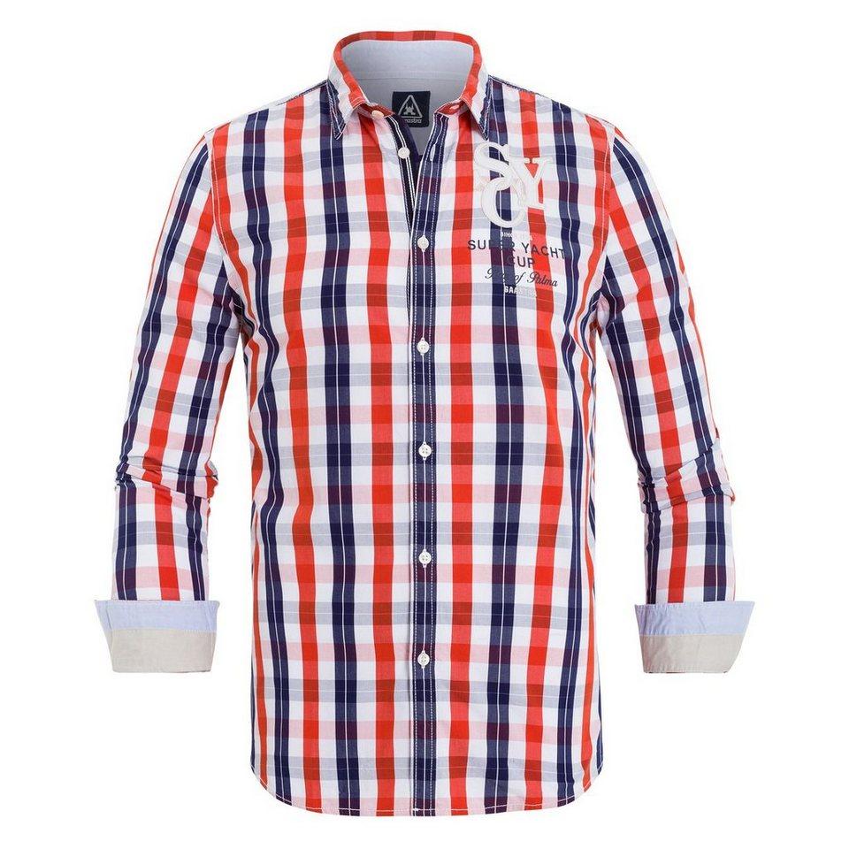 Gaastra Hemd in rot