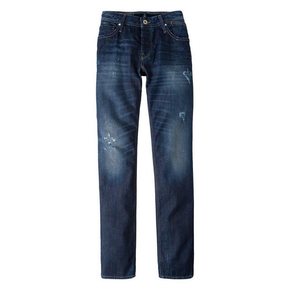 Gaastra 5-Pocket-Hose in dunkelblau