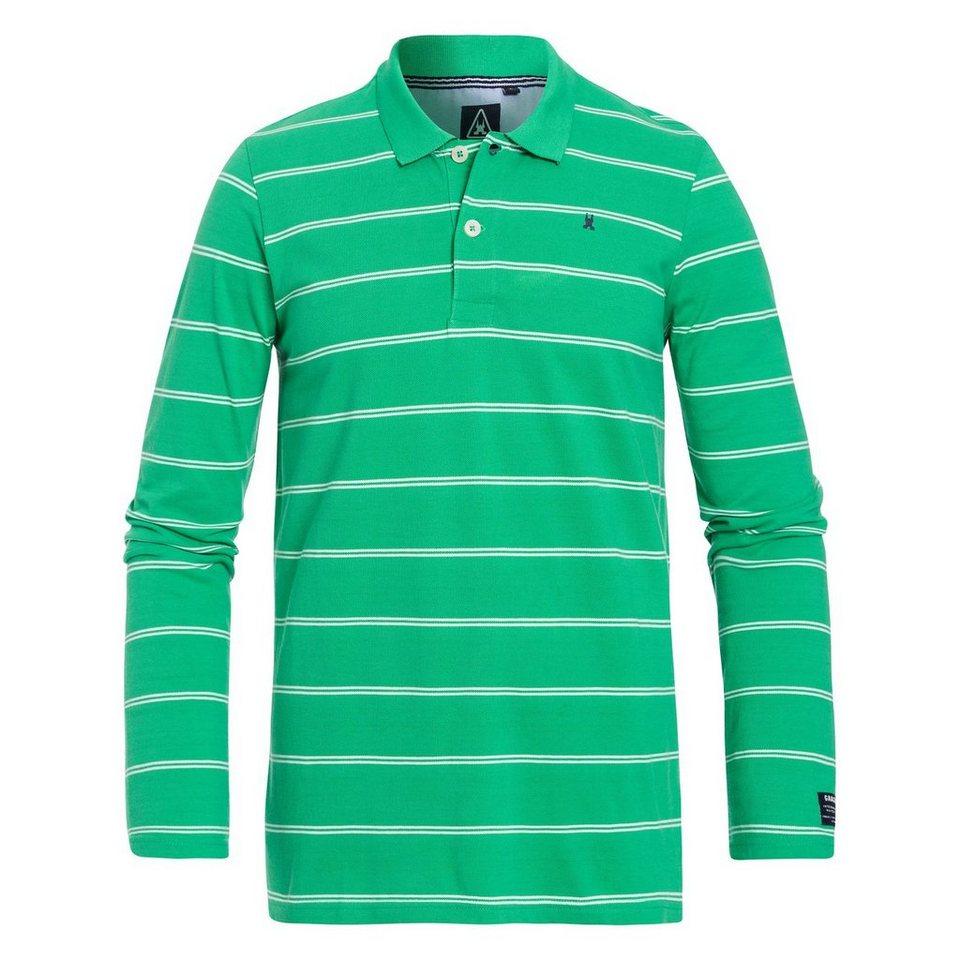 Gaastra Rugbyshirt in grün