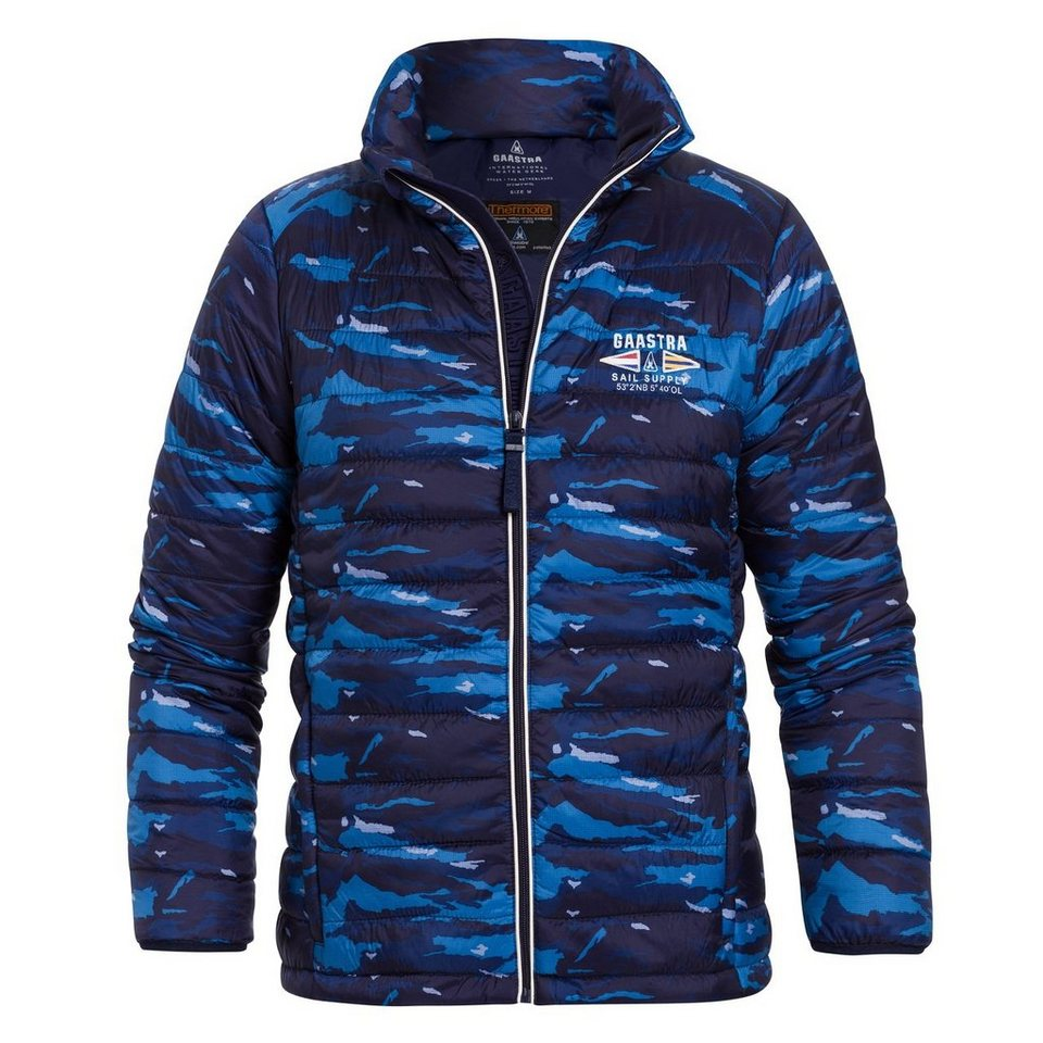 Gaastra Steppjacke in navy