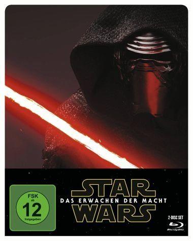 Blu-ray »Star Wars: Das Erwachen der Macht (2 Discs,...«