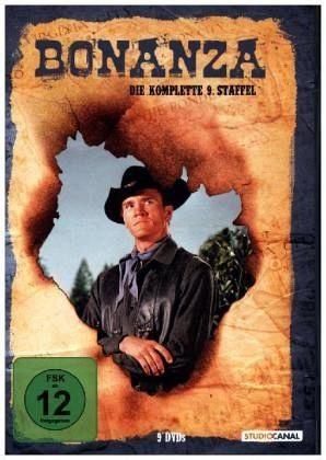 DVD »Bonanza - 9. Staffel«