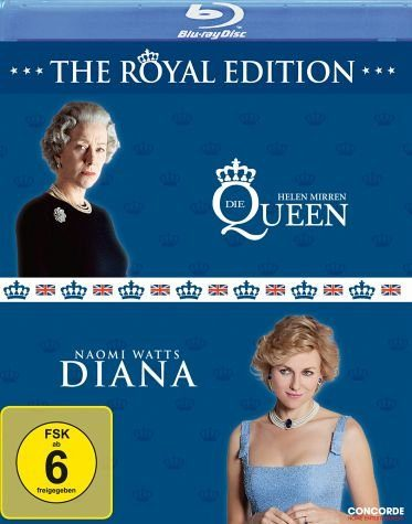 Blu-ray »The Queen / Diana (2 Discs)«
