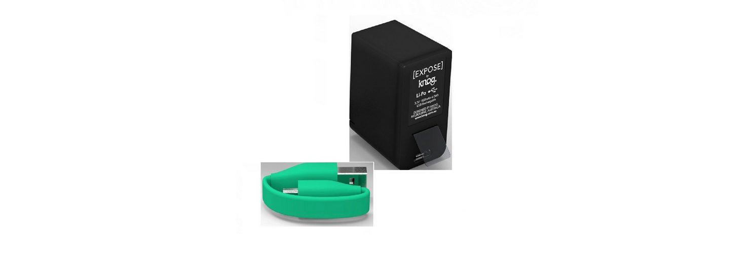 Qudos by Knog Zusatzakku »11630D Battery Pack«