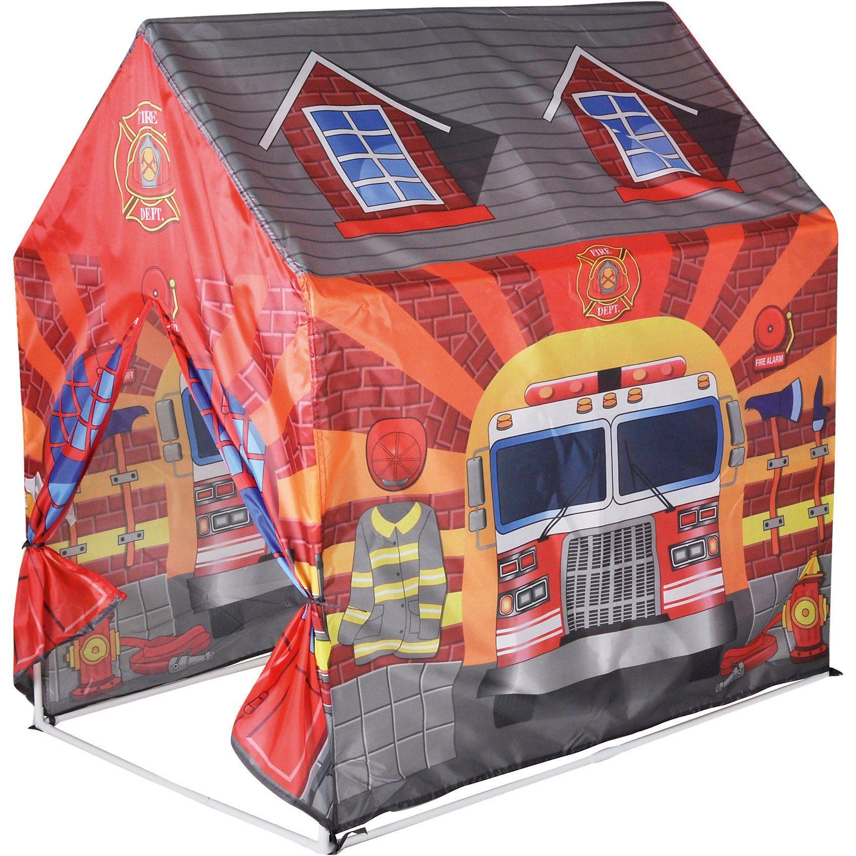 KNORRTOYS.COM Spielzelt Feuerwehrstation