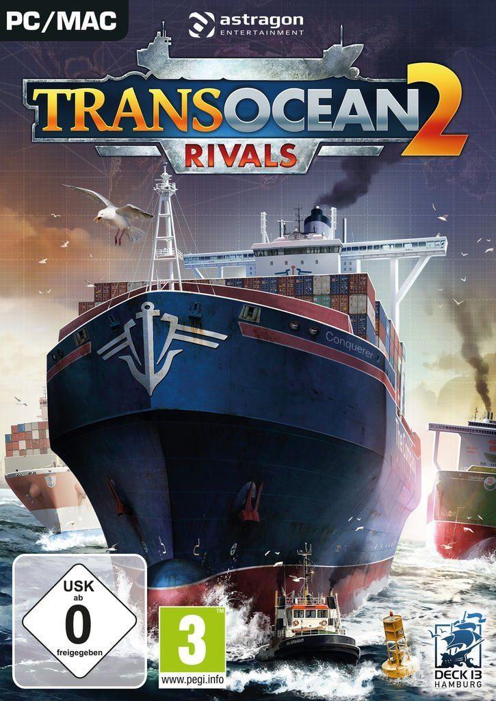 astragon PC - Spiel »TransOcean 2: Rivals«