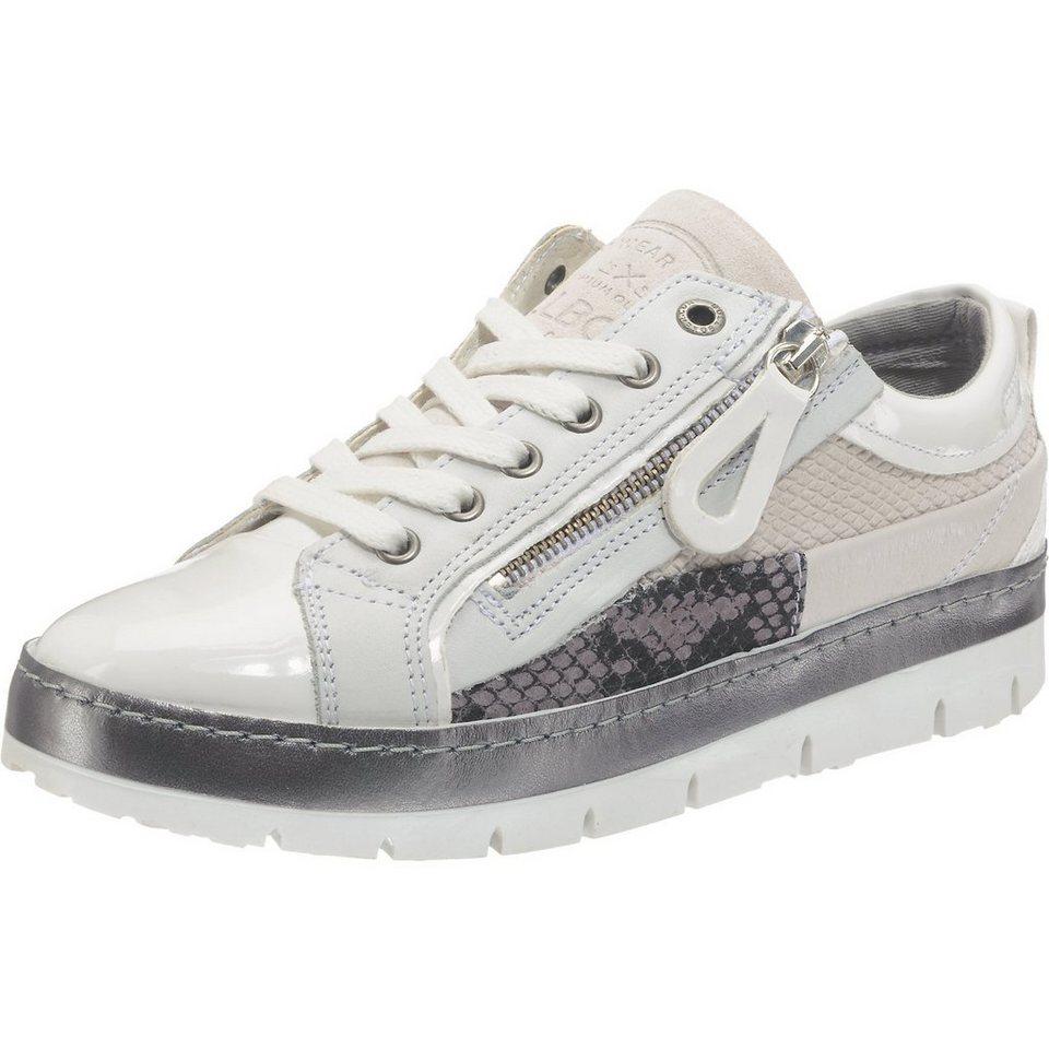 BULLBOXER Sneakers in weiß-kombi