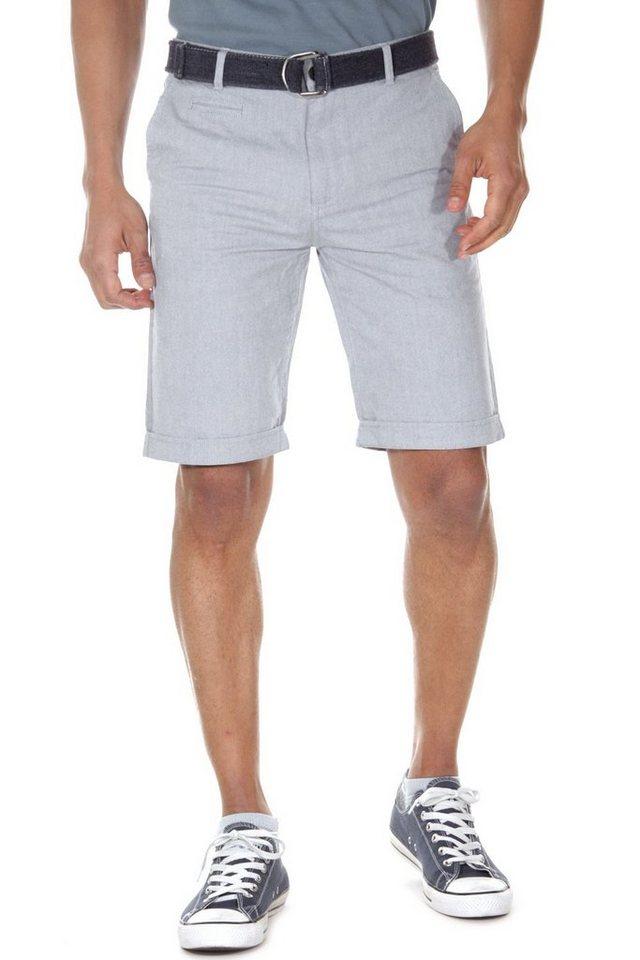 CASUAL FRIDAY Chino Shorts slim fit in blau