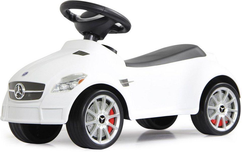 JAMARA Rutscherfahrzeug, »JAMARA KIDS Mercedes SLK55 AMG weiß« in weiß