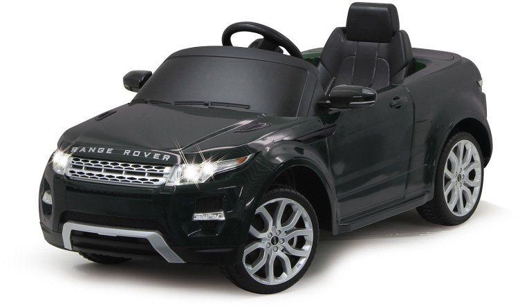 JAMARA Elektrofahrzeug für Kinder, »JAMARA KIDS Ride On Landrover Evoque schwarz 6V« in schwarz
