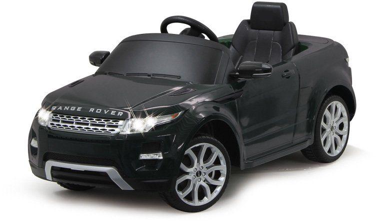 JAMARA Elektrofahrzeug für Kinder, »JAMARA KIDS Ride On Landrover Evoque schwarz 6V«