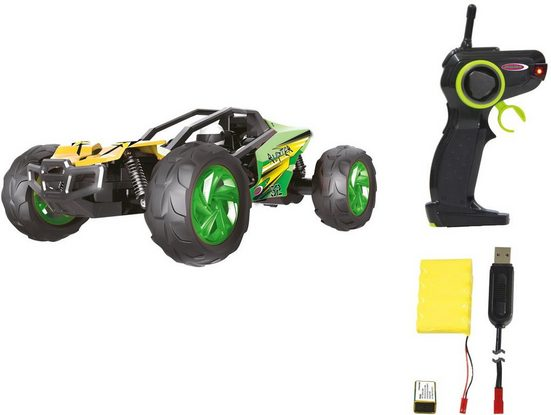 Jamara RC-Monstertruck »Rupter Buggy 2,4GHz 1:14«