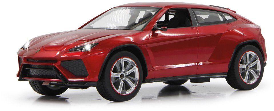 JAMARA RC Fahrzeug mit Licht, »Lamborghini Urus 27MHz 1:14 rot«
