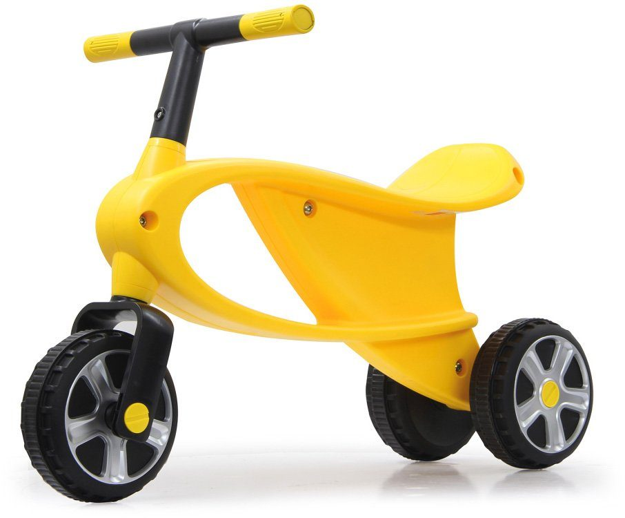 JAMARA Lauflernhilfe, »JAMARA KIDS Laufrad gelb«