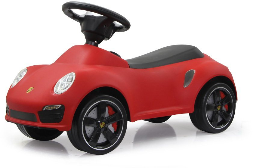 JAMARA Rutscherfahrzeug, »JAMARA KIDS Porsche 911 rot« in rot