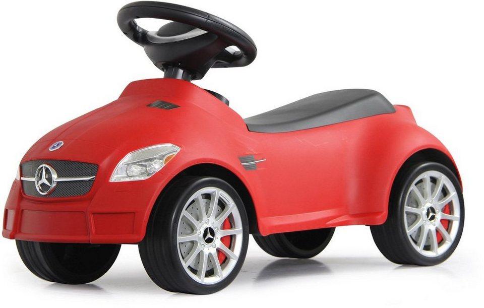 JAMARA Rutscherfahrzeug, »JAMARA KIDS Mercedes SLK55 AMG rot« in rot