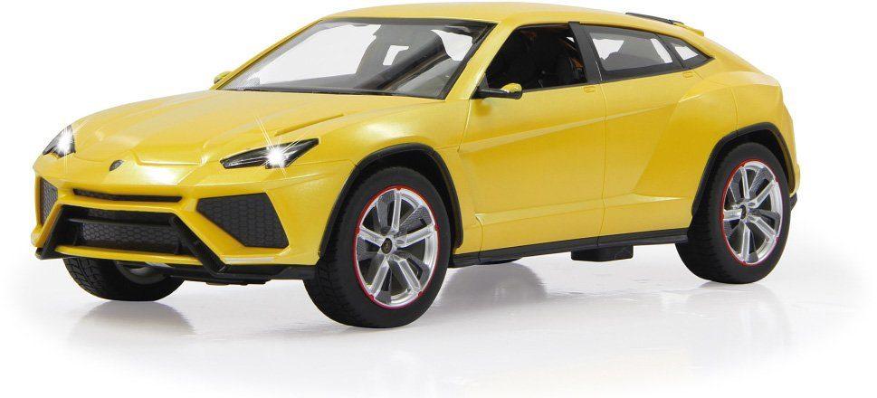 JAMARA RC Fahrzeug mit Licht, »Lamborghini Urus 40MHz 1:14 gelb«