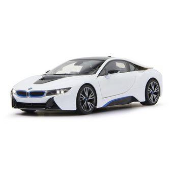 """JAMARA RC-Auto """"BMW i8 27MHz 1:14 wei&sz..."""