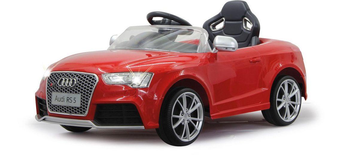 JAMARA Elektrofahrzeug für Kinder, »JAMARA KIDS Ride On Audi RS5 rot 12V«