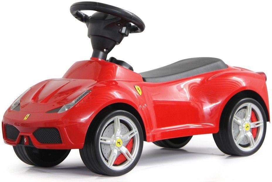 JAMARA Rutscherfahrzeug, »JAMARA KIDS Ferrari 458 rot« in rot