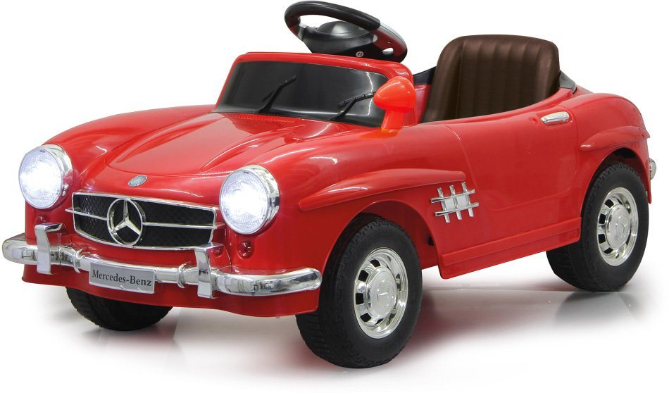 JAMARA Elektrofahrzeug für Kinder, »JAMARA KIDS Ride On Mercedes 300SL rot 6V« in rot