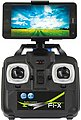 Jamara RC-Quadrocopter »F1X Altitude HD AHP+ WiFi 2,4GHz schwarz«, mit Kamera, Bild 5