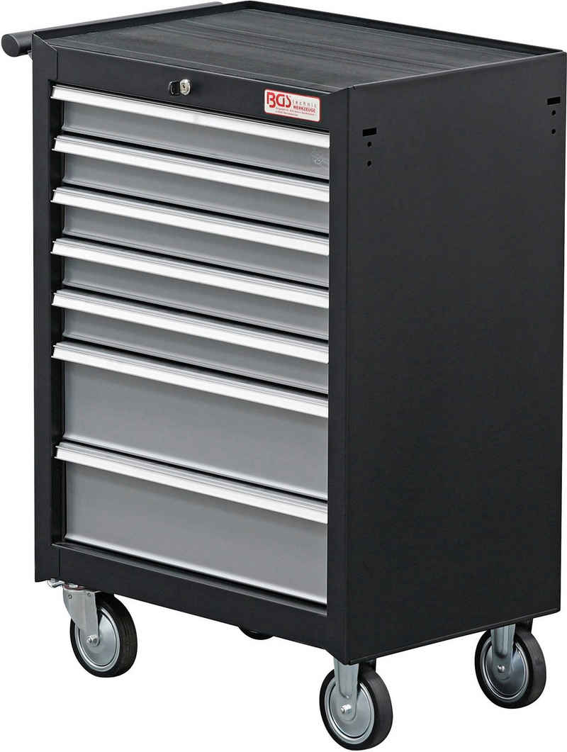 BGS Werkstattwagen, 7 Schubladen
