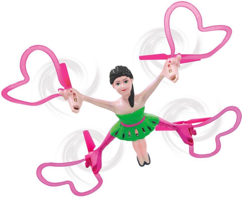 Drohne für Mädchen Quadrella Quadrocopter*
