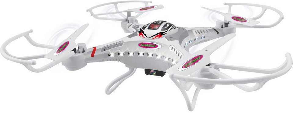 RC Drohne mit HD Kamera Catro Jamara*