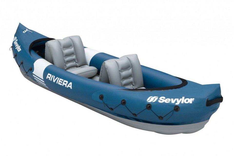 Sevylor Boot »Riviera Kajak« in blau