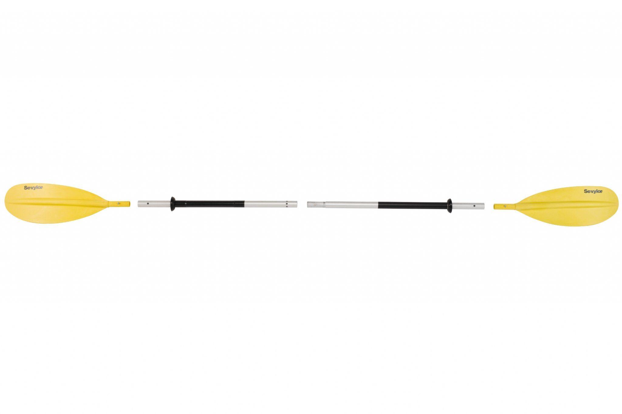 Sevylor Paddel »K-COMPACT230 Alu-Doppelpaddel«