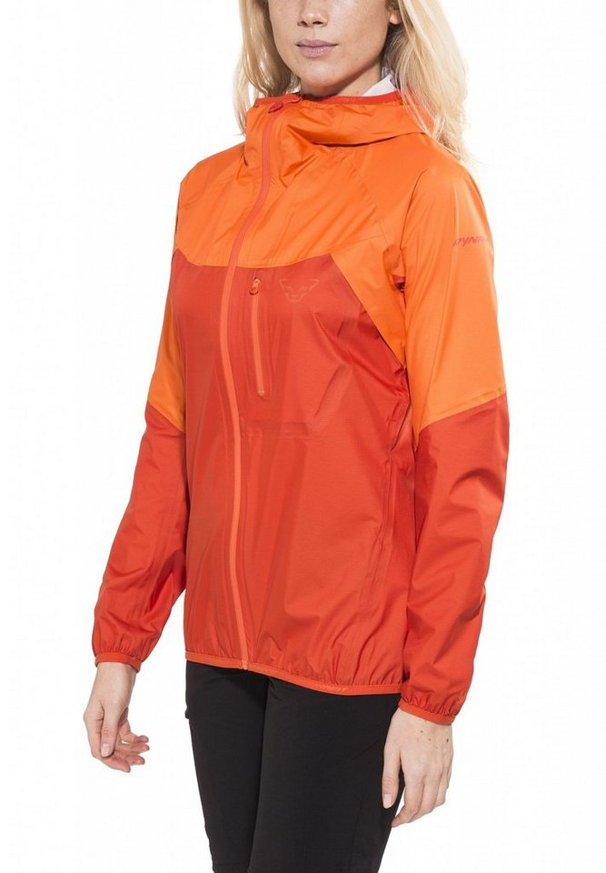 Dynafit Regenjacke »Transalper 3L Women Jacket« in orange
