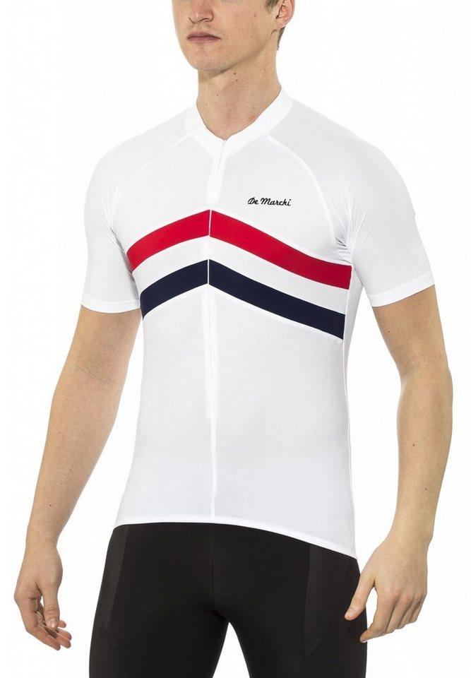 De Marchi Radtrikot »Superleggera Jersey Men« in weiß