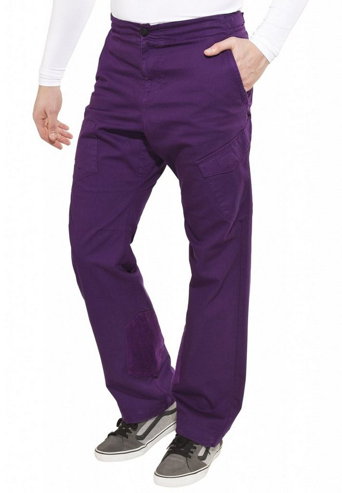 Edelrid Outdoorhose »Kamikaze Pants Men« in lila