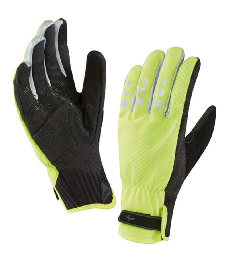 Sealskinz Fahrrad Handschuhe »All Weather Cycle XP Handschuhe Herren« in schwarz