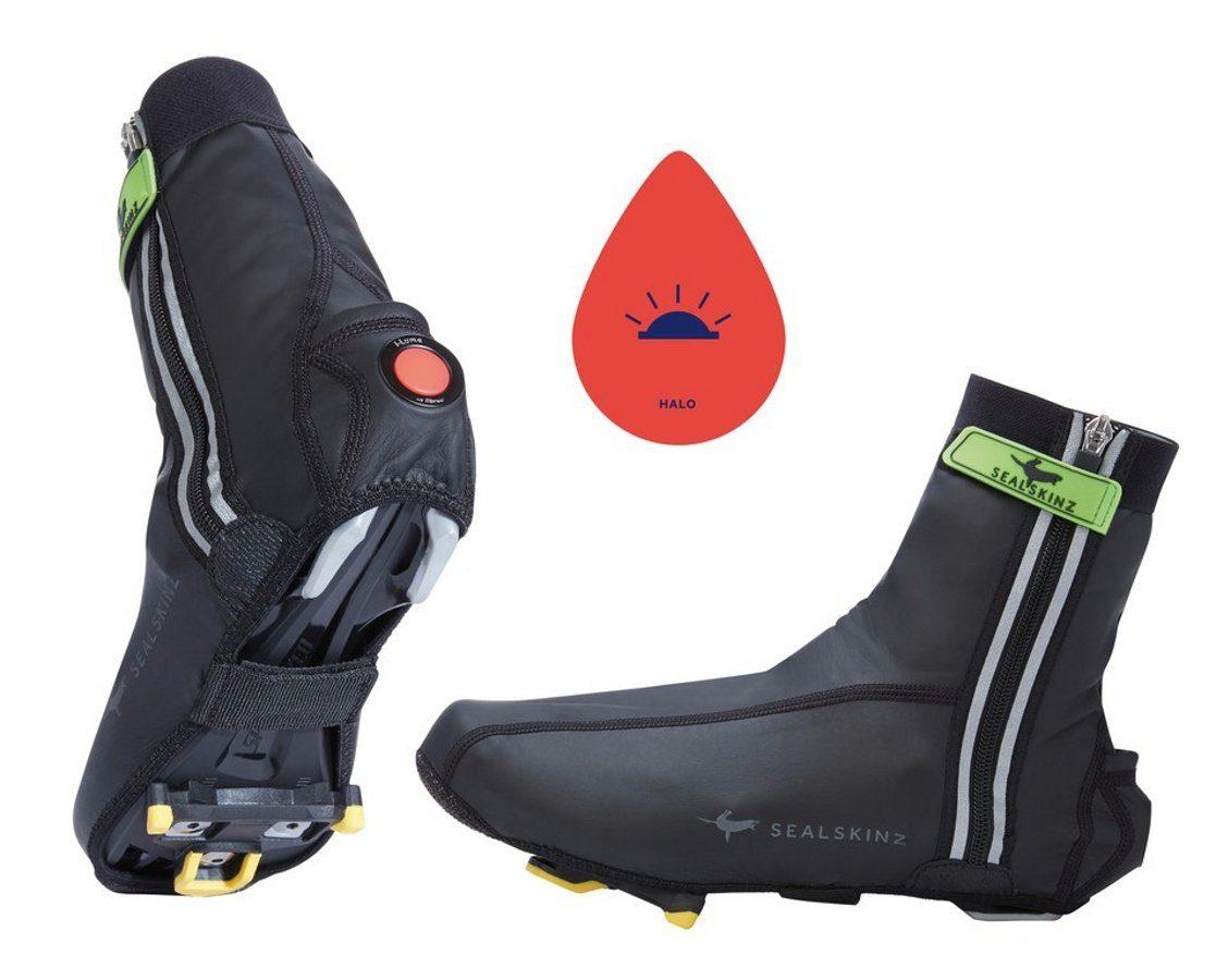 Sealskinz Fahrradschuhe »Lightweight Halo Überschuhe«