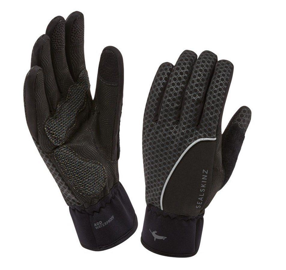 Sealskinz Fahrrad Handschuhe »Performance Cycle Handschuhe« in grau