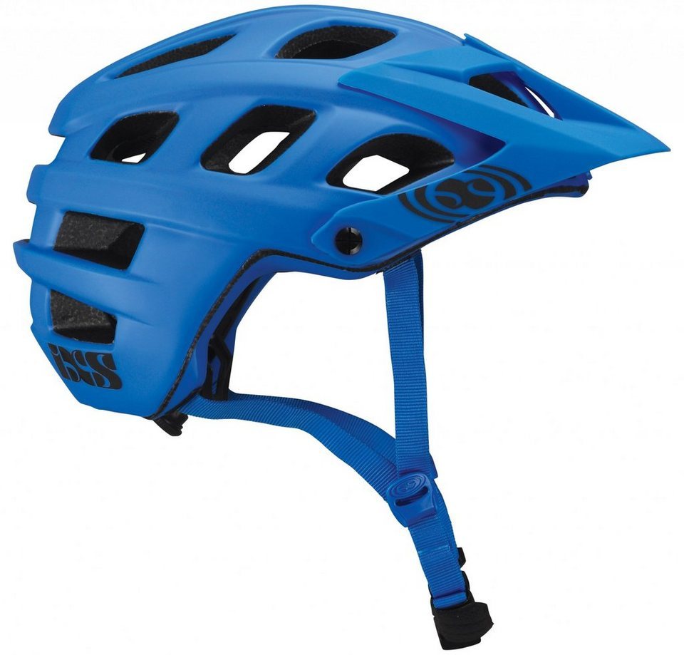 IXS Fahrradhelm »Trail RS Evo Helmet« in blau