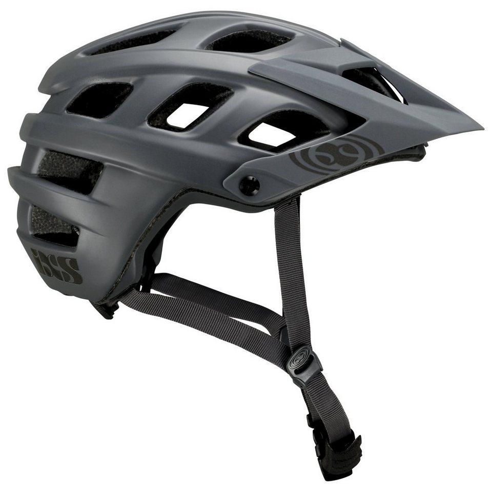 IXS Fahrradhelm »Trail RS Evo Helmet« in grau