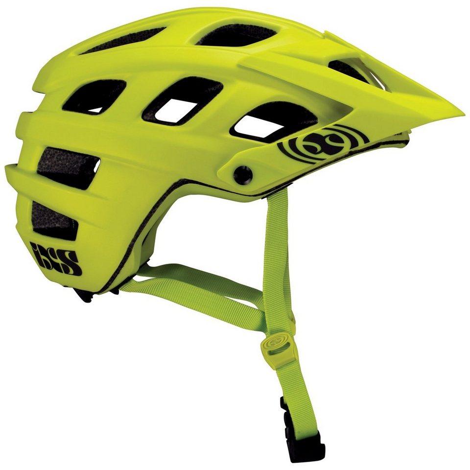 IXS Fahrradhelm »Trail RS Evo Helmet« in gelb