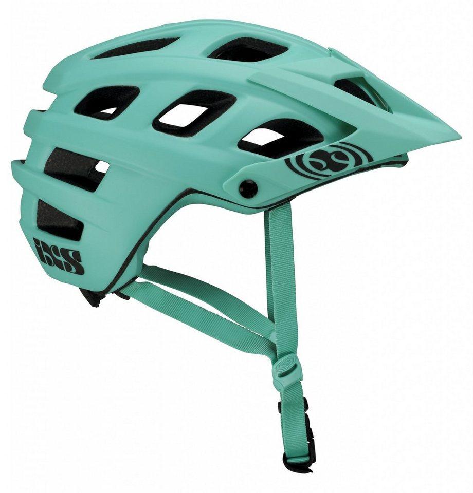 IXS Fahrradhelm »Trail RS Evo Helmet« in petrol