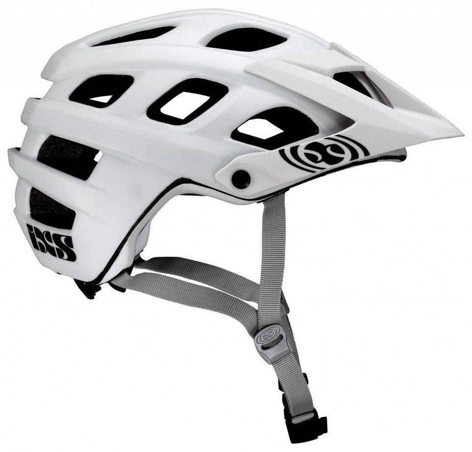 IXS Fahrradhelm »Trail RS Evo Helmet« in weiß
