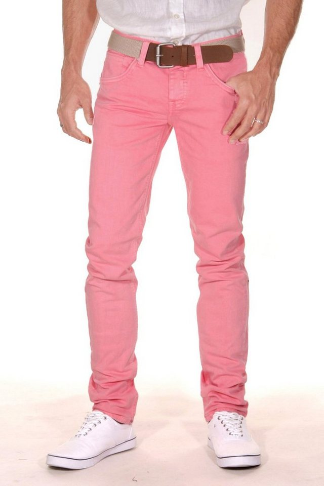 Bright Jeans Jeans Slim Fit in pink